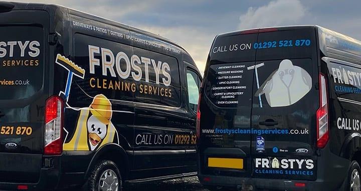 Frosty's Vans
